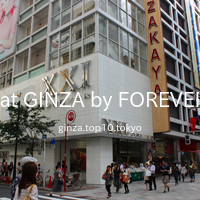 XXI at GINZA by FOREVER 21